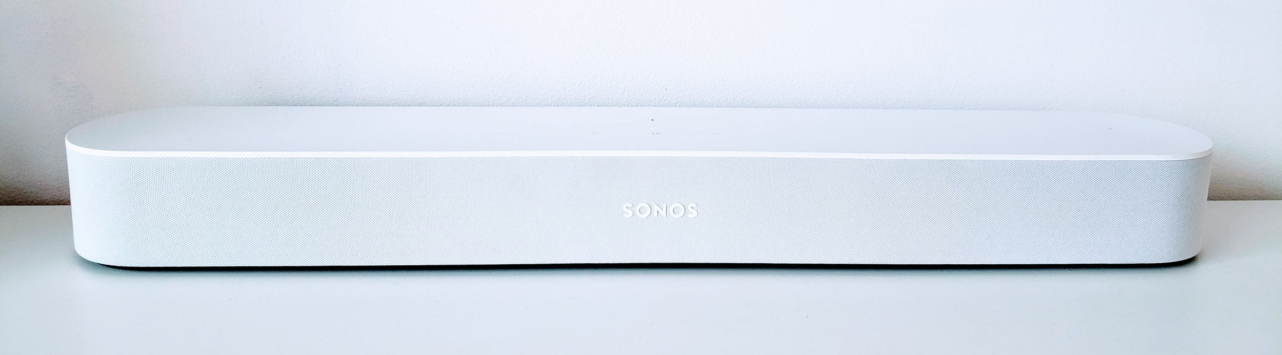 Sonos Beam in White With Alexa Built In