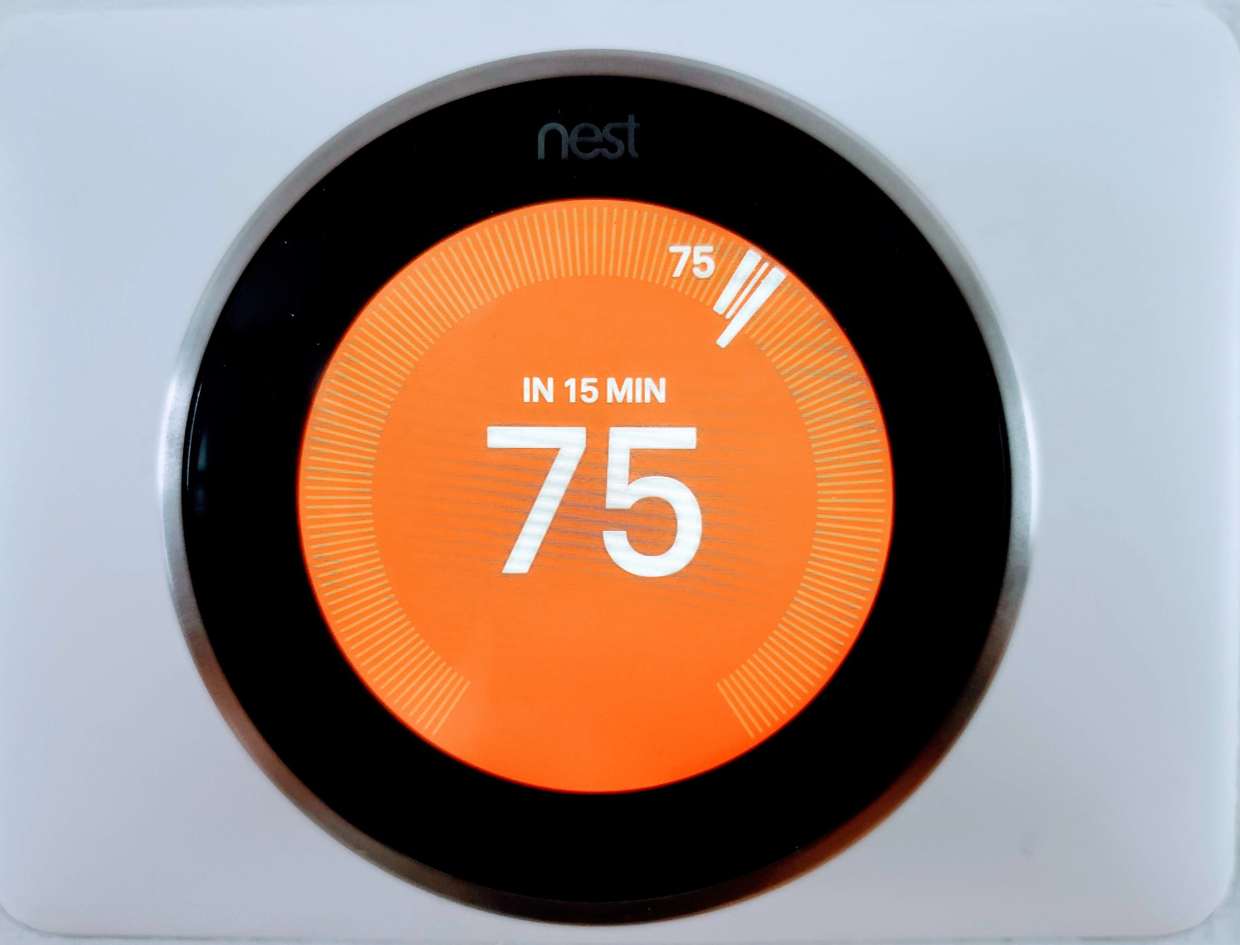 The  Nest Thermostat  is a great smart home wedding gift.