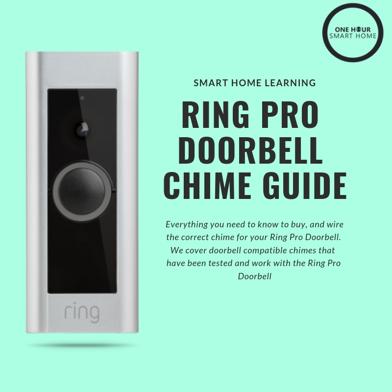 Ring Doorbell Chime Guide - What Doorbell Chimes Work With Ring Pro?