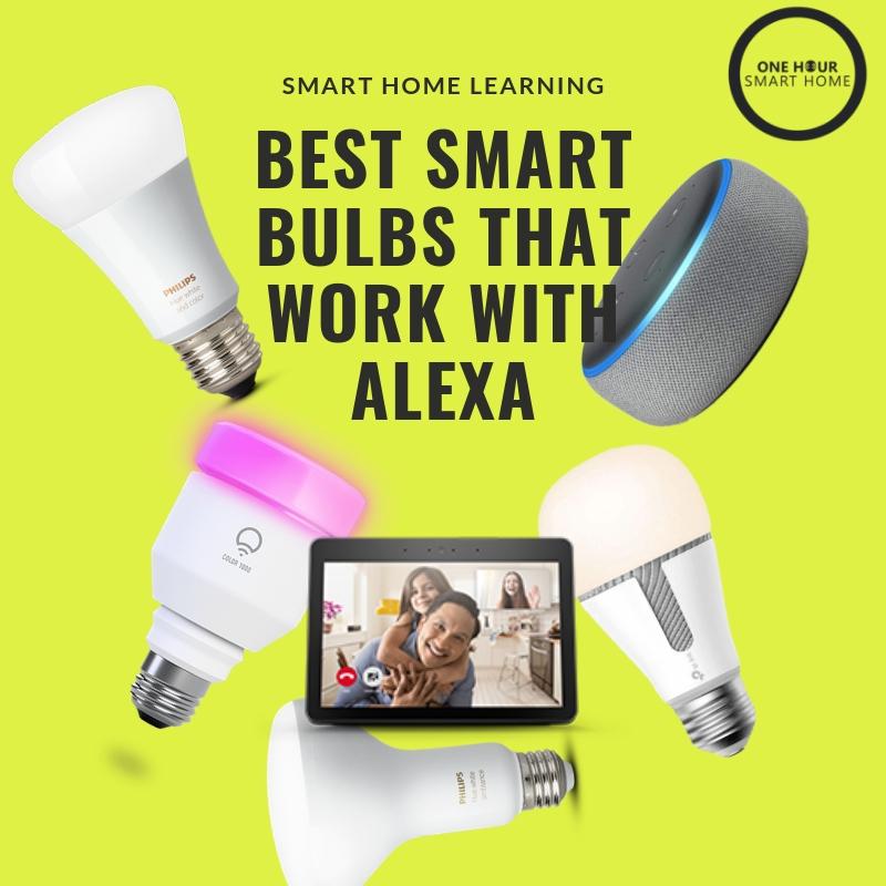10 Best Alexa Light Bulbs