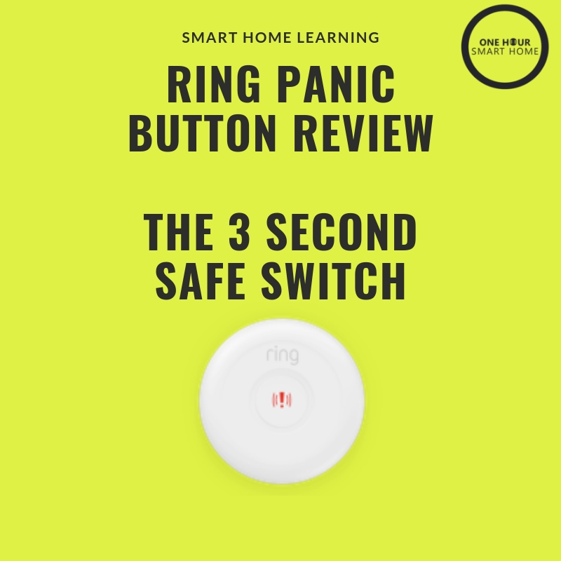 Ring Alarm Panic Button  Review