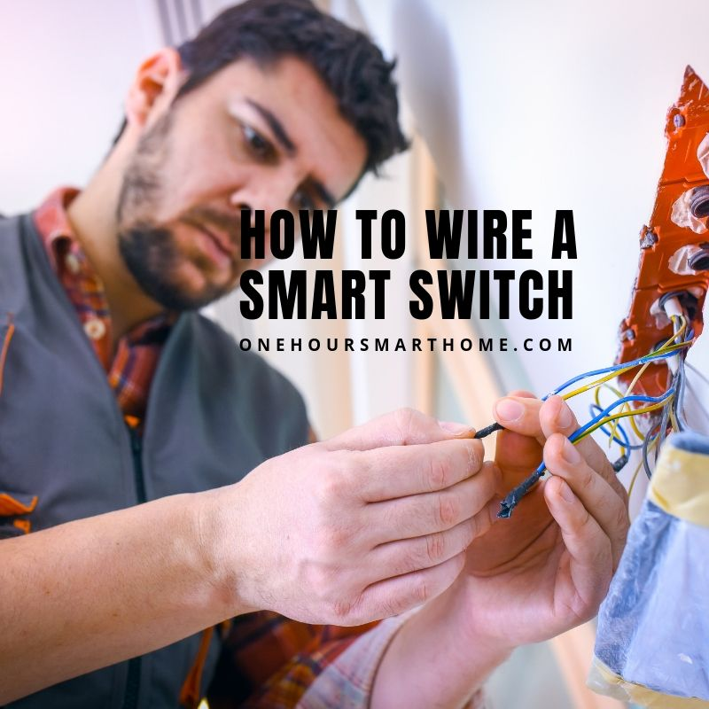 How To Wire A Smart Switch:  Lutron Caseta Dimmers