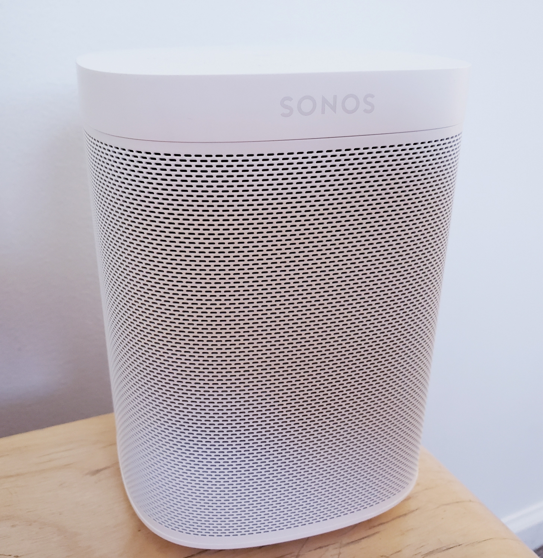 Sonos One  Works With HomeKit
