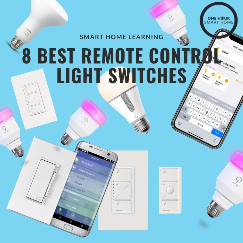 Remote Control Light Switch Guide