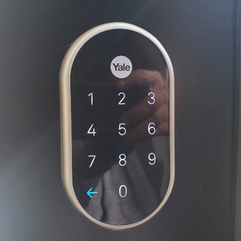 Nest x Yale Smart Lock For VRBO