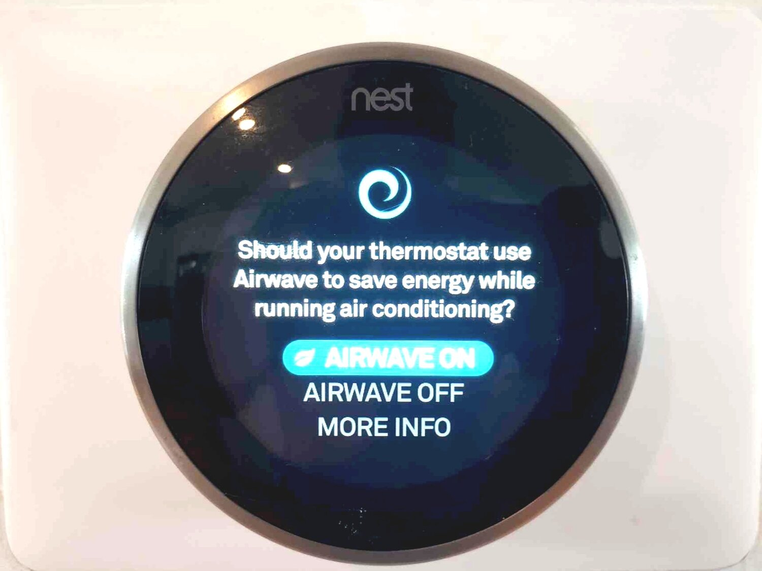 What Is Nest Airwave?