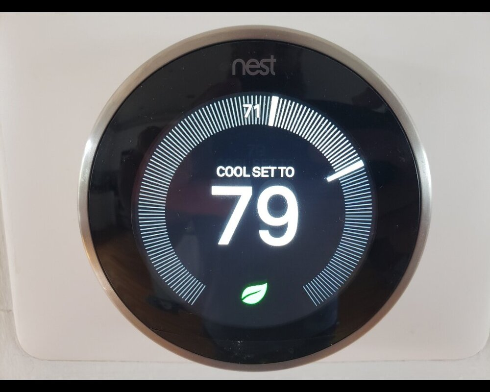 Diagnosing a Nest Thermostat Low Battery