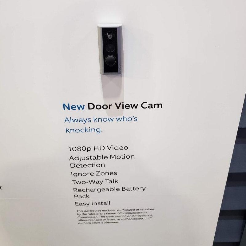 Best Battery Powered Video Doorbells: Ring Door View Cam