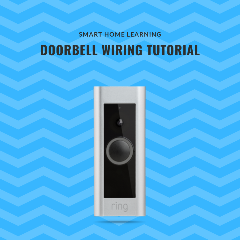 Doorbell Wiring Diagram Tutorial — OneHourSmartHome.com on