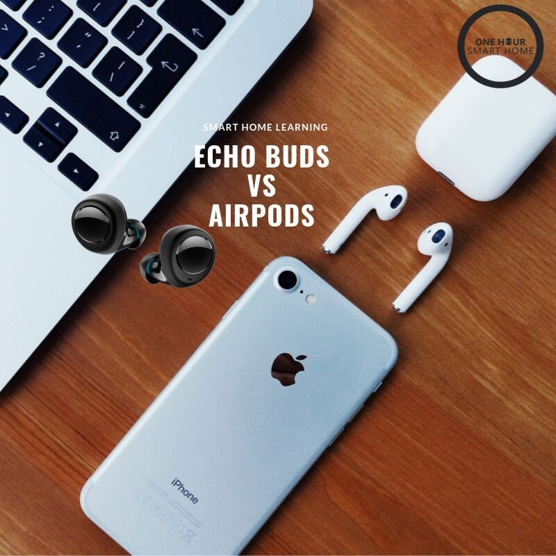 Echo Buds vs Airpods
