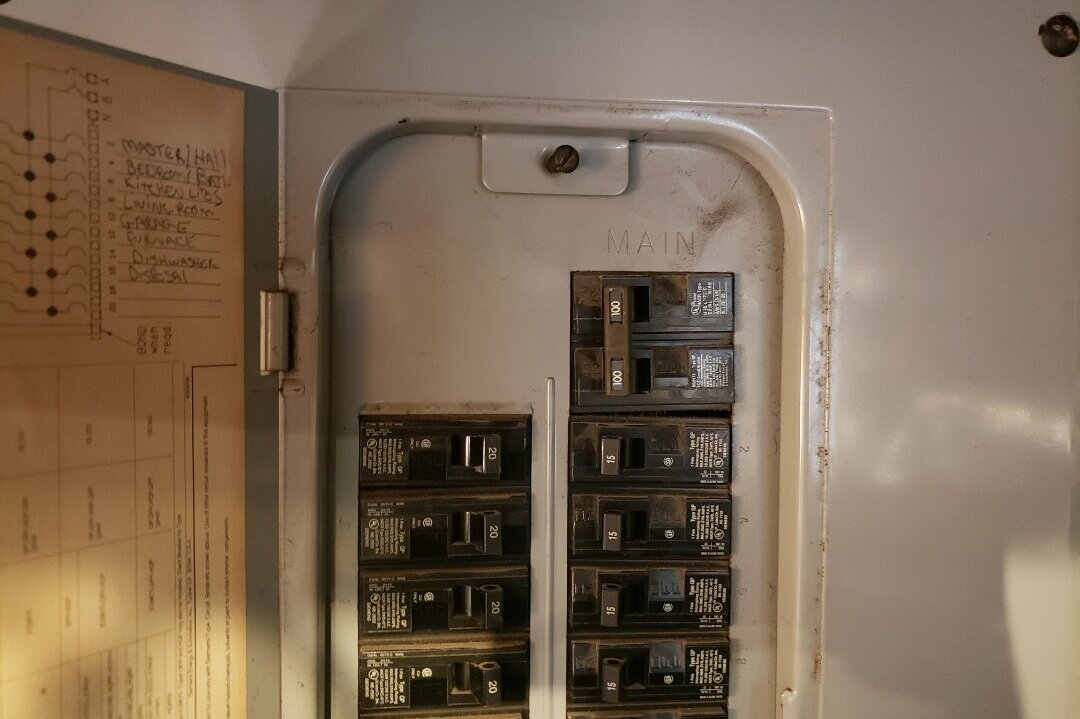 Check the Circuit Breaker To charge Nest Thermostat
