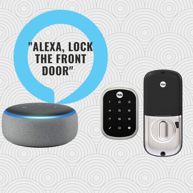 Best Smart Locks That Work With Alexa