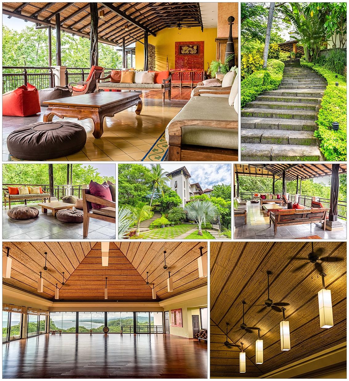 The Blue Spirit Retreat Center in Nosara, Costa Rica