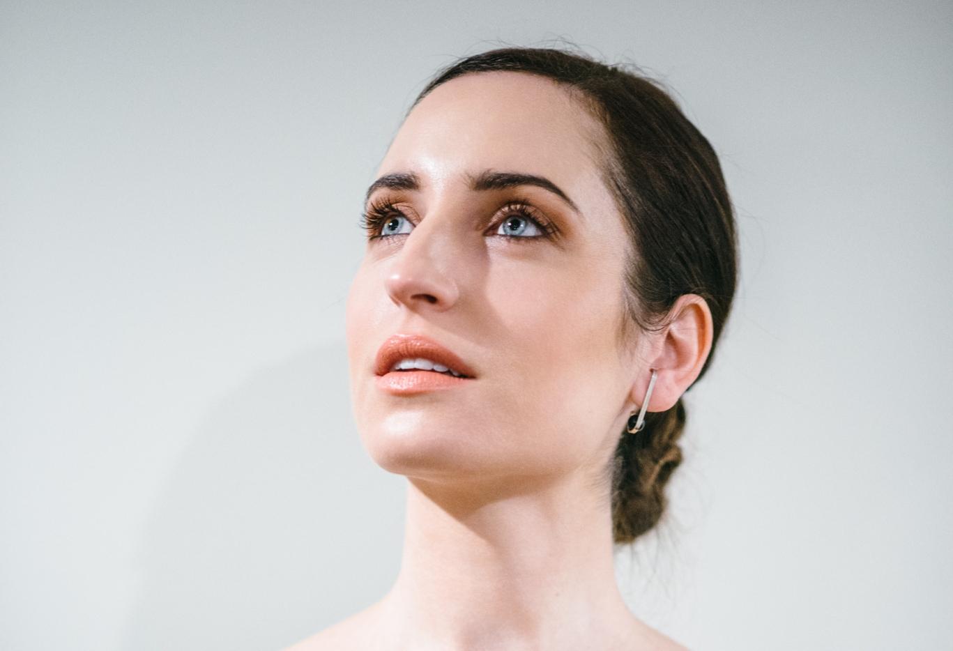 Zoe Lister-Jones writer/director/star of  Band Aid