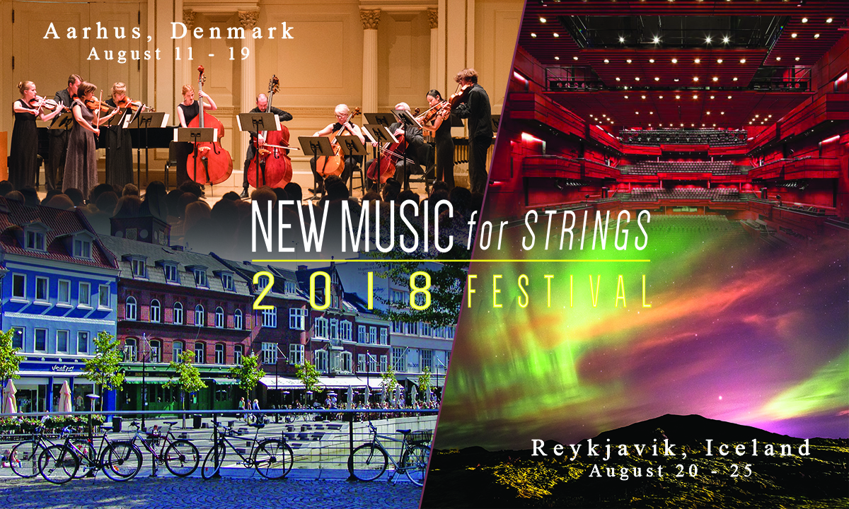 2018 Archive — New Music for Strings
