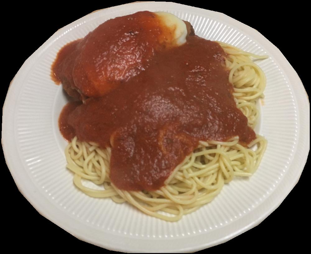 Chicken Parmigian