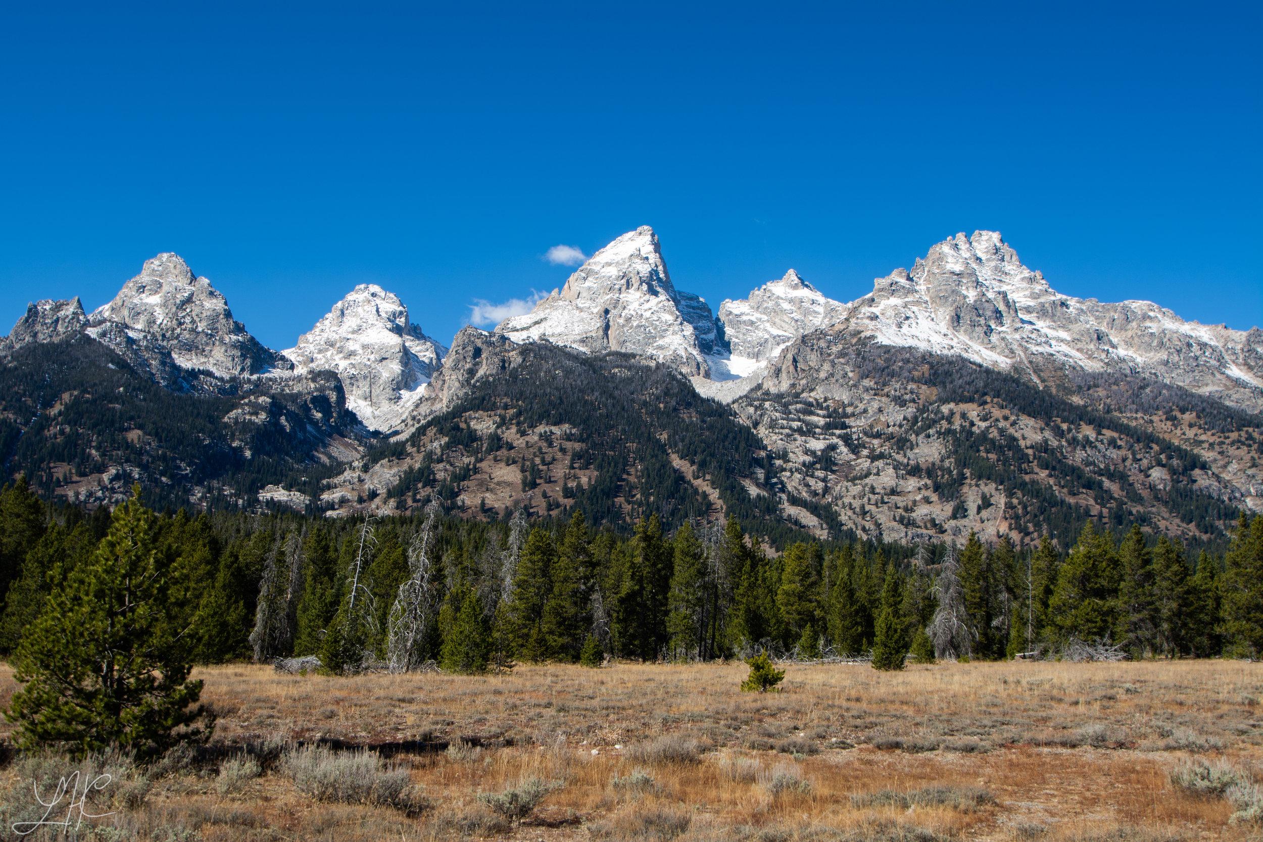 The Grand and its Neighbors, Grand Teton National Park