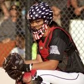 Watch HERE - Women's Softball Team USA coach Mike Candrea demonstrates the fundamentals of the catcher position.