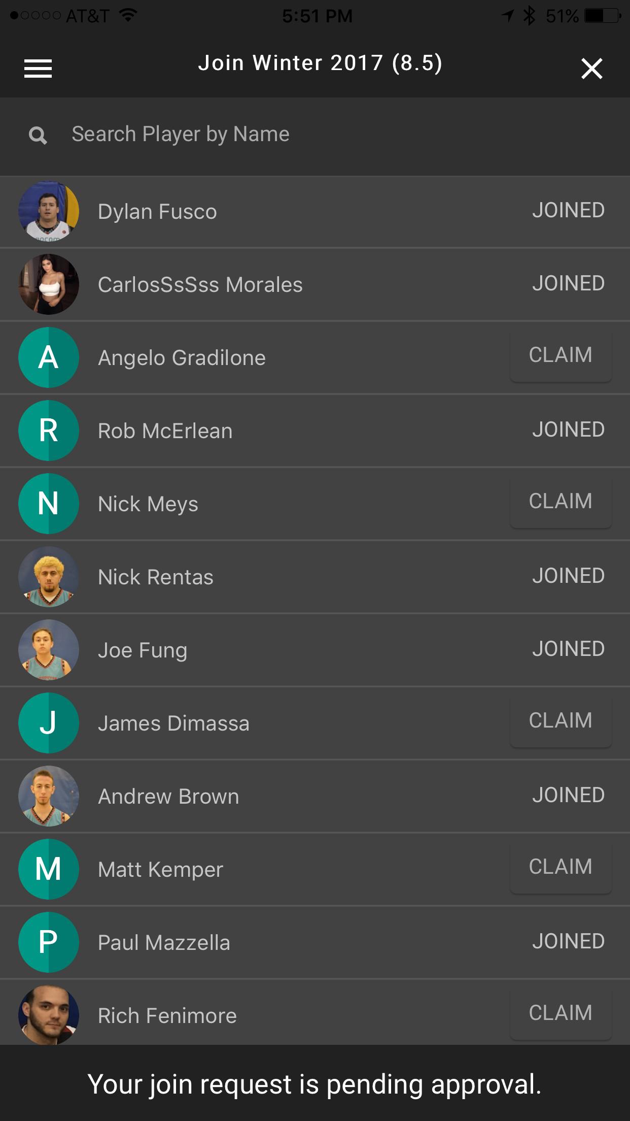 Players (App)