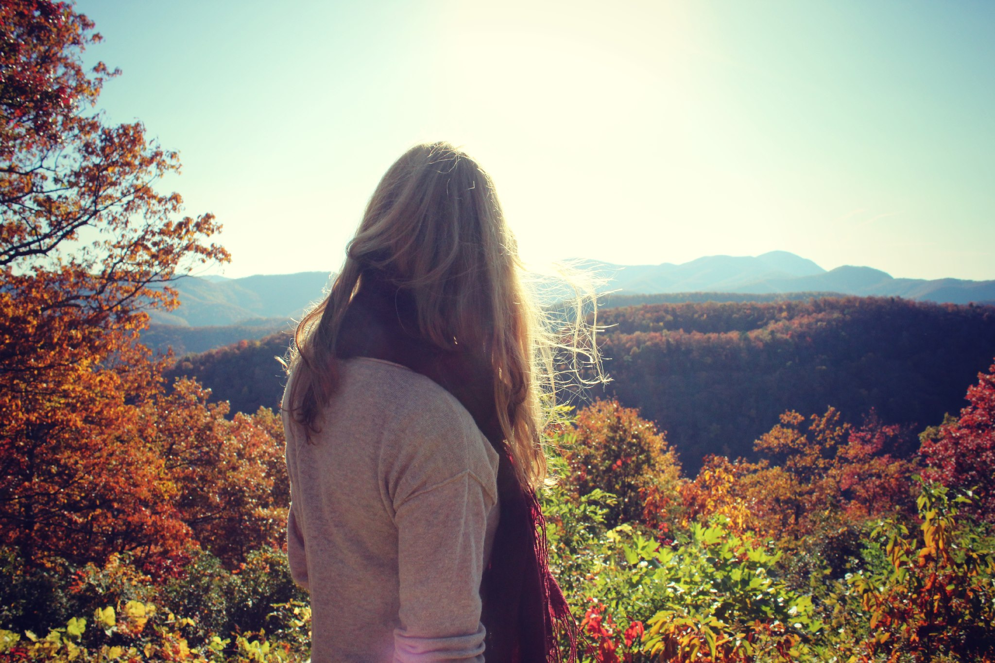 Loved my time at UNCA college and the Blue Ridge Parkway in North Carolina, USA.