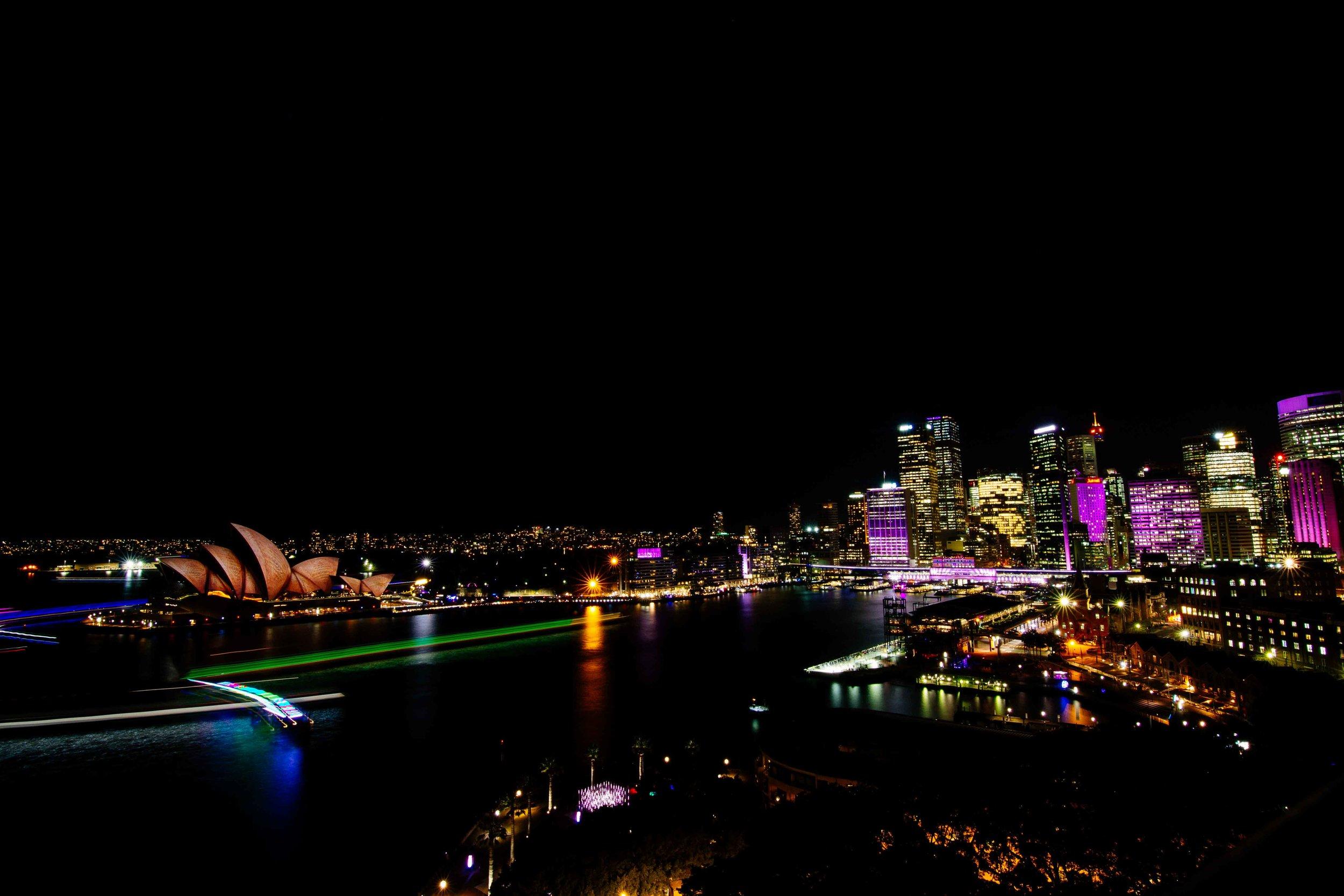 Vivid Sydney 2016. Photo: Marine Raynard