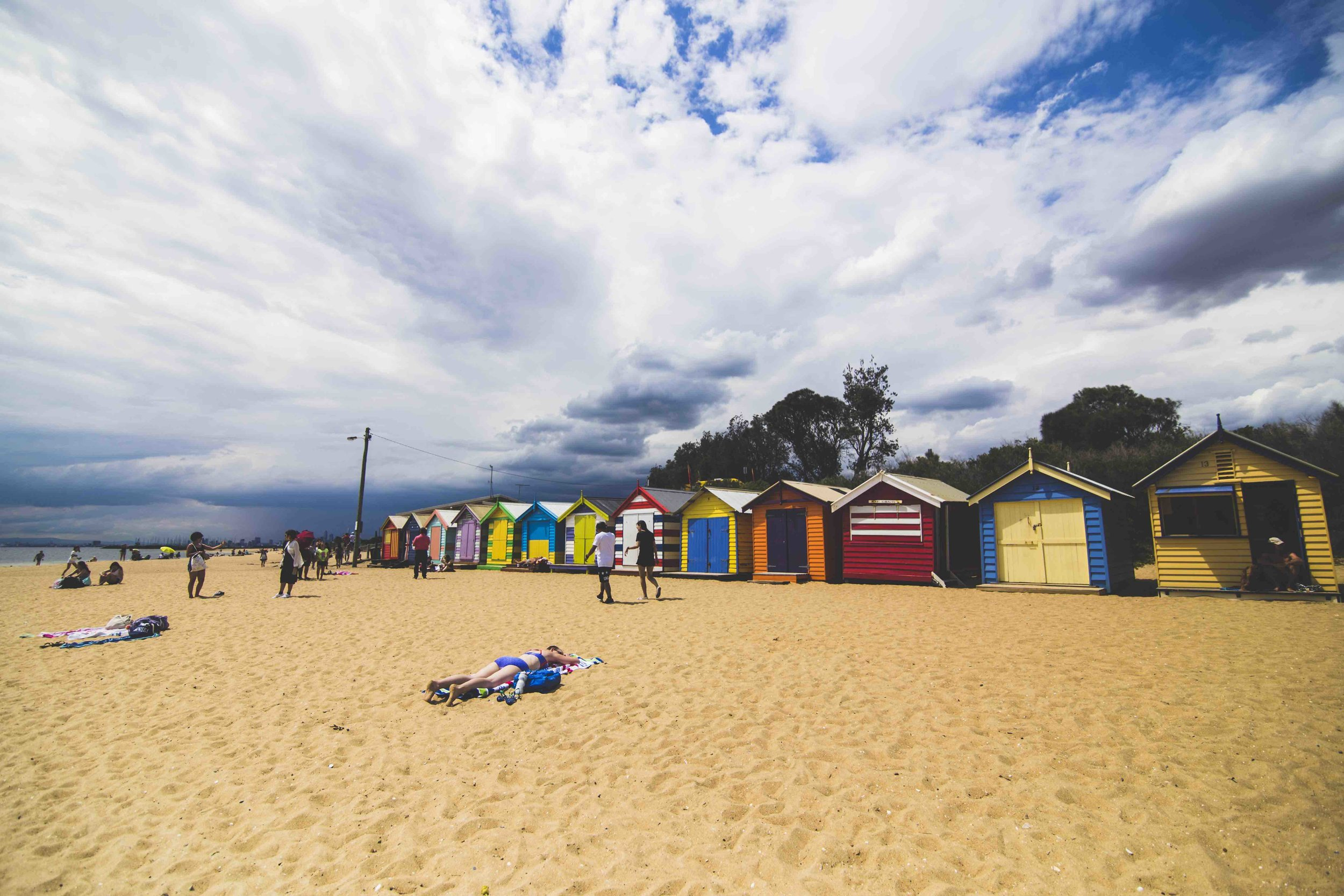 Beach Baths in Brighton Beach. Photo: Marine Raynard