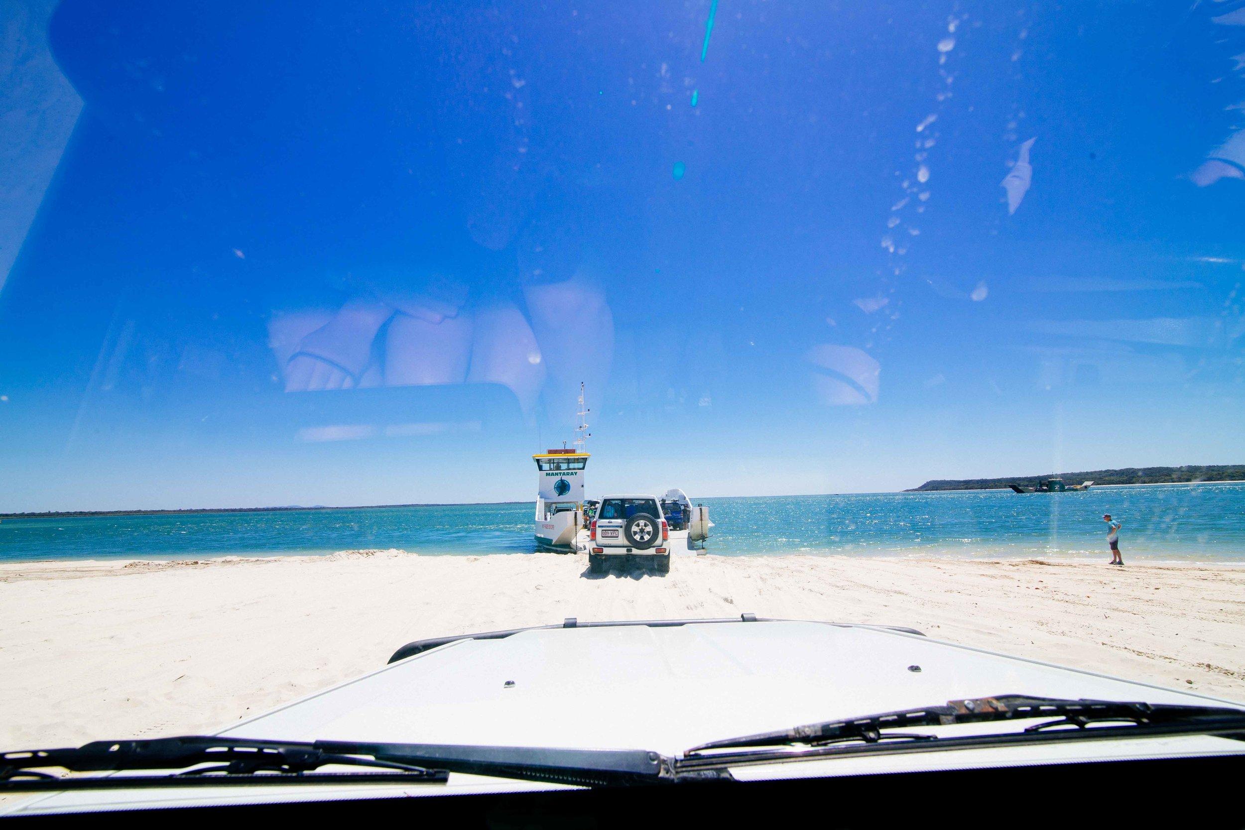 Fraser Island -