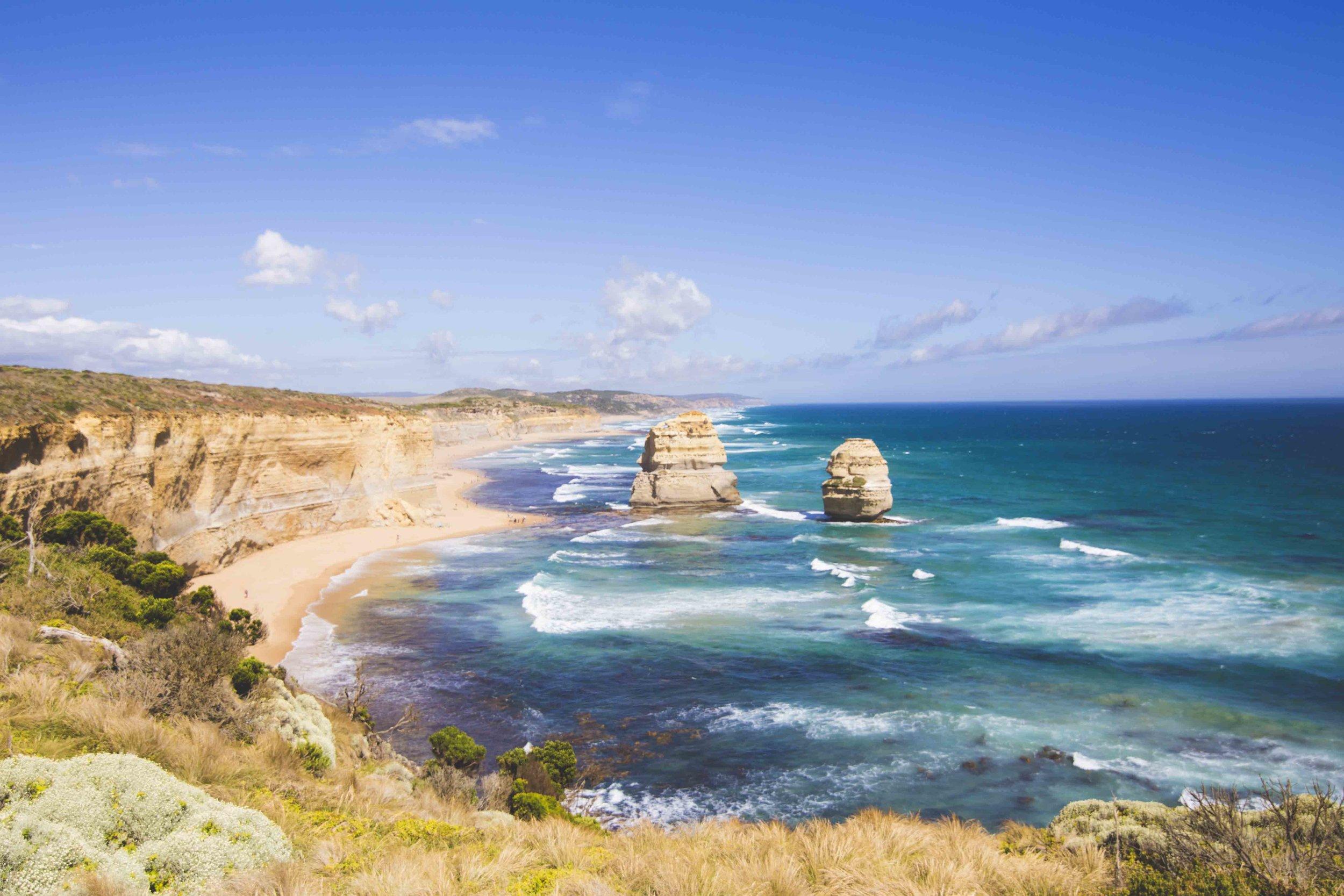 Great Ocean Road -