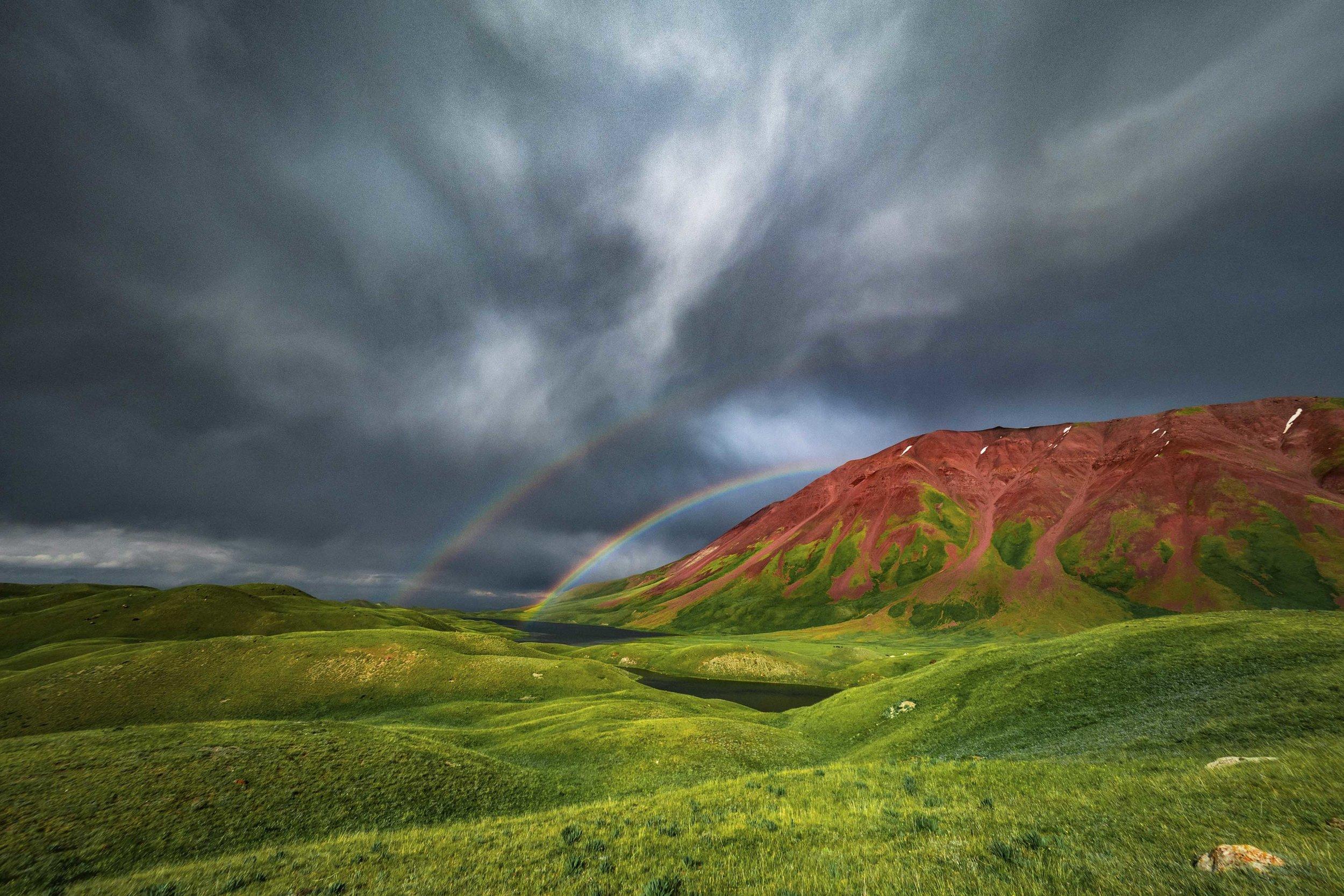 Heaven On Earth - Turpar Kul, Kyrgyzstan. Photo: Kel Morales.