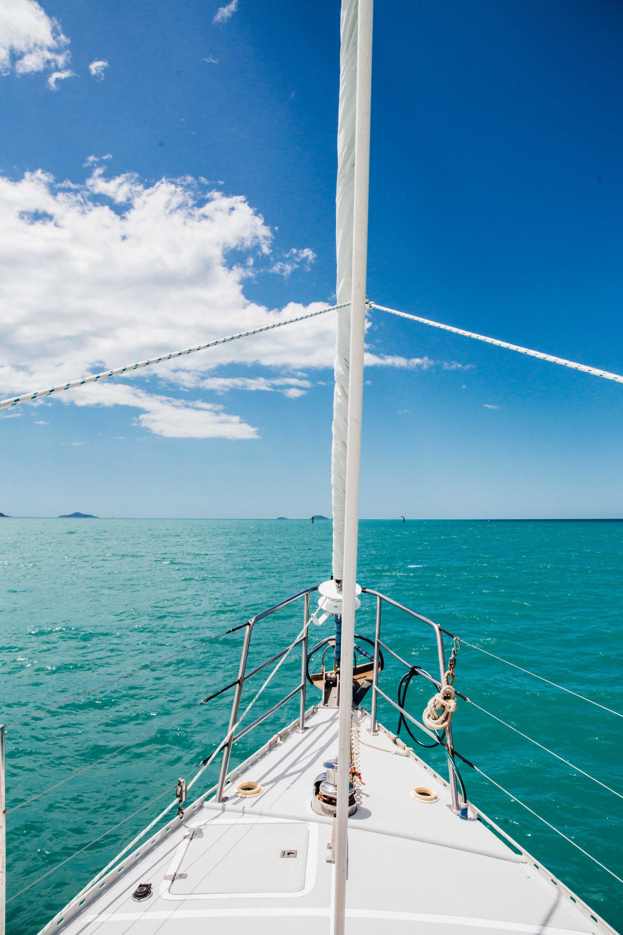 How to visit the Whitsundays: my sailing experience — The