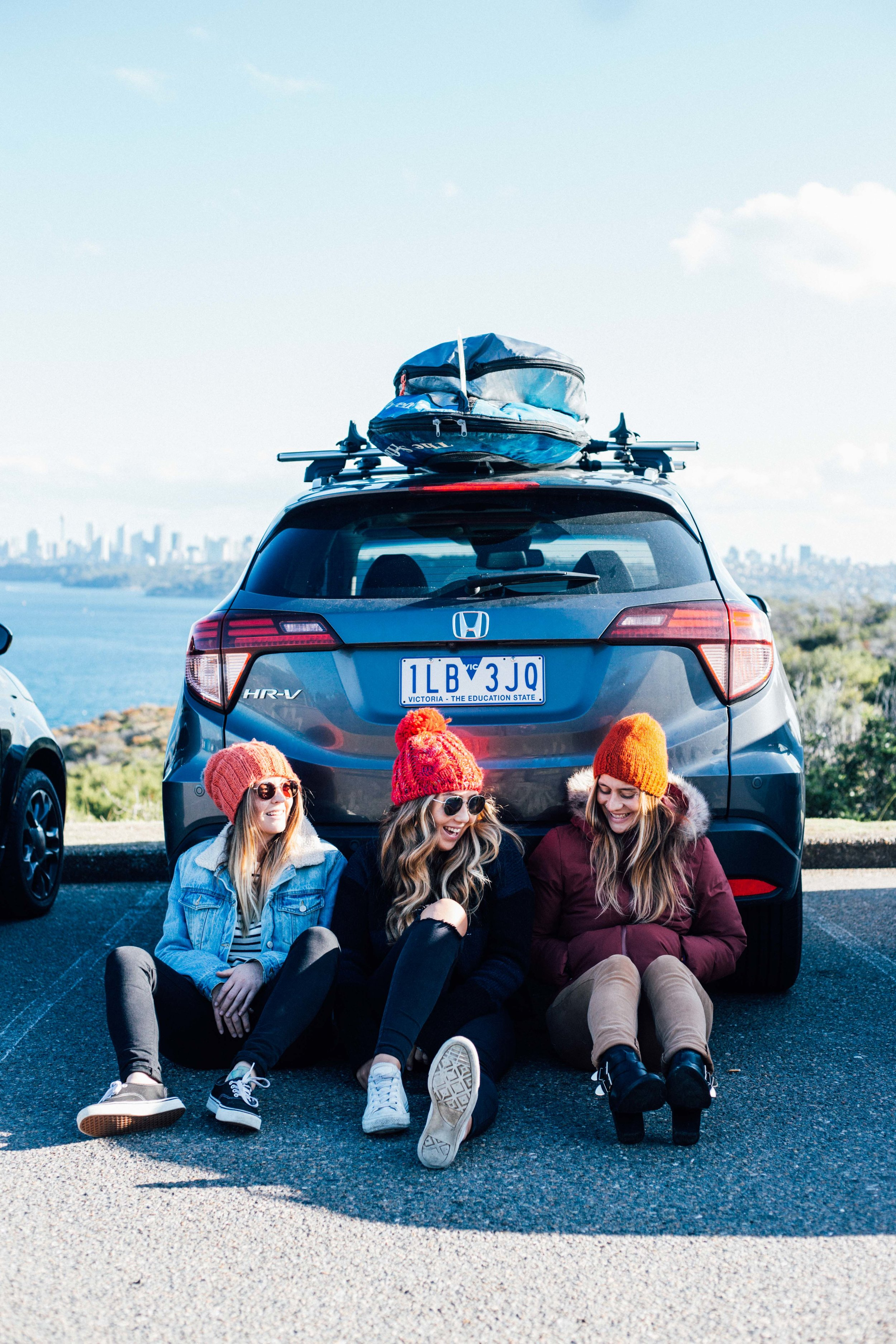 Winter road trips are fun - thanks to  Honda Australia  for lending us a car!