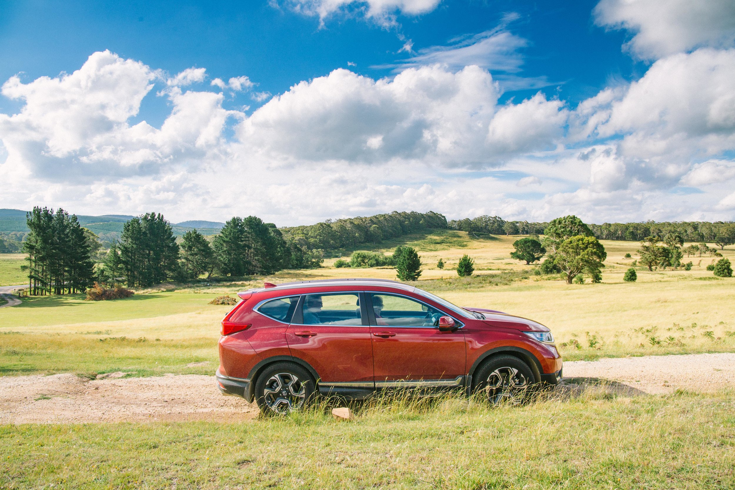Honda Australia - Automotive photography