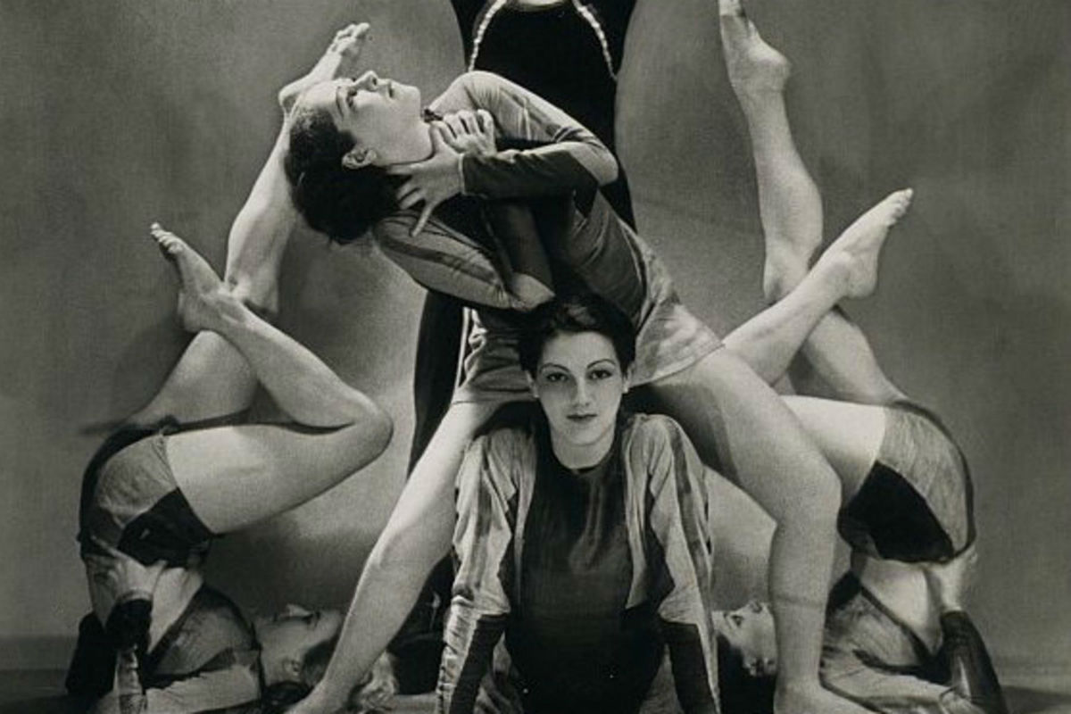 Dancers of the (Gertrud) Bodenwieser Dance Troupe dancing the timeless, 'The Demon Machine' in Austria, in 1936. The work transformed into a bold representation of the threat of a dominant form of leadership over the social order, as the threat of Nazism grew in Western Europe. Picture: National Library of Australia  Bodenwieser & some of her troupe - dancers, musicians, composers, set & costumes designers narrowly escaped the Nazis, fleeing first to Japan then South America, NZ and finally settling in Sydney in the late 1940's.  Fellow Bondenwieser dancer and author, Shona Dunlop MacTavish, wrote a thorough account (An Ecstasy of Purpose) of the incredible journey of this remarkable pioneer. It is available to read at the State Library of NSW.  I was lucky to perform a remount (by Chappie) of The Demon Machine (as The Demon) for the book launch in 1988.