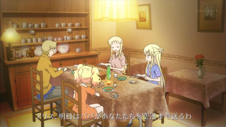 kiniro-mosaic-dining-anime