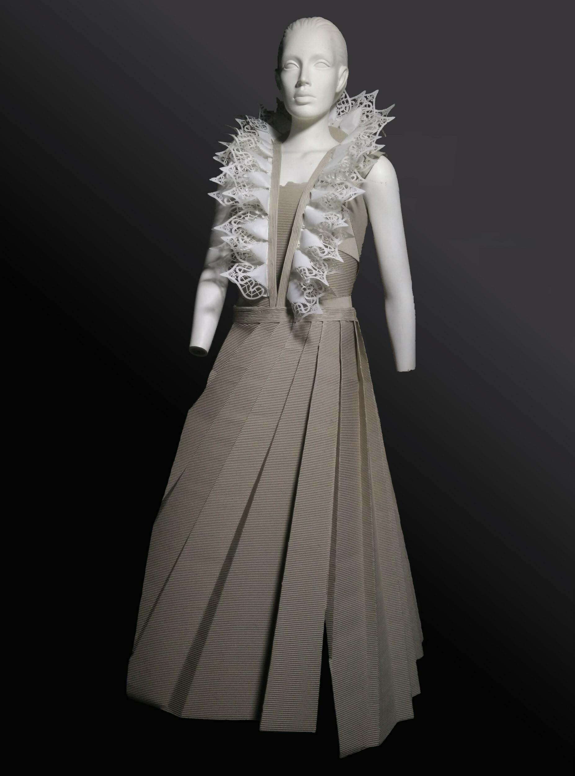 Grimhildequeen dress