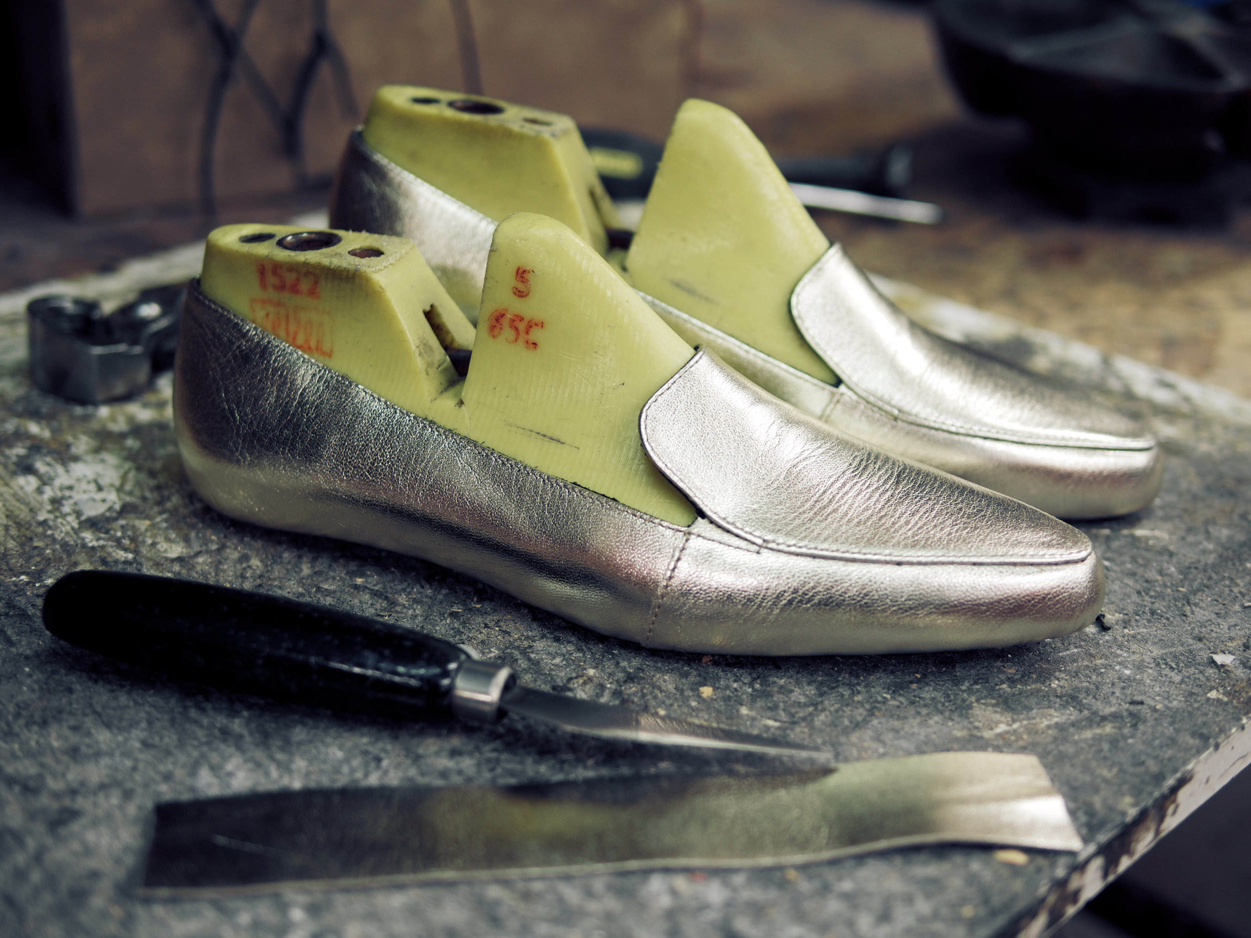 Tutty's Handmade Shoes