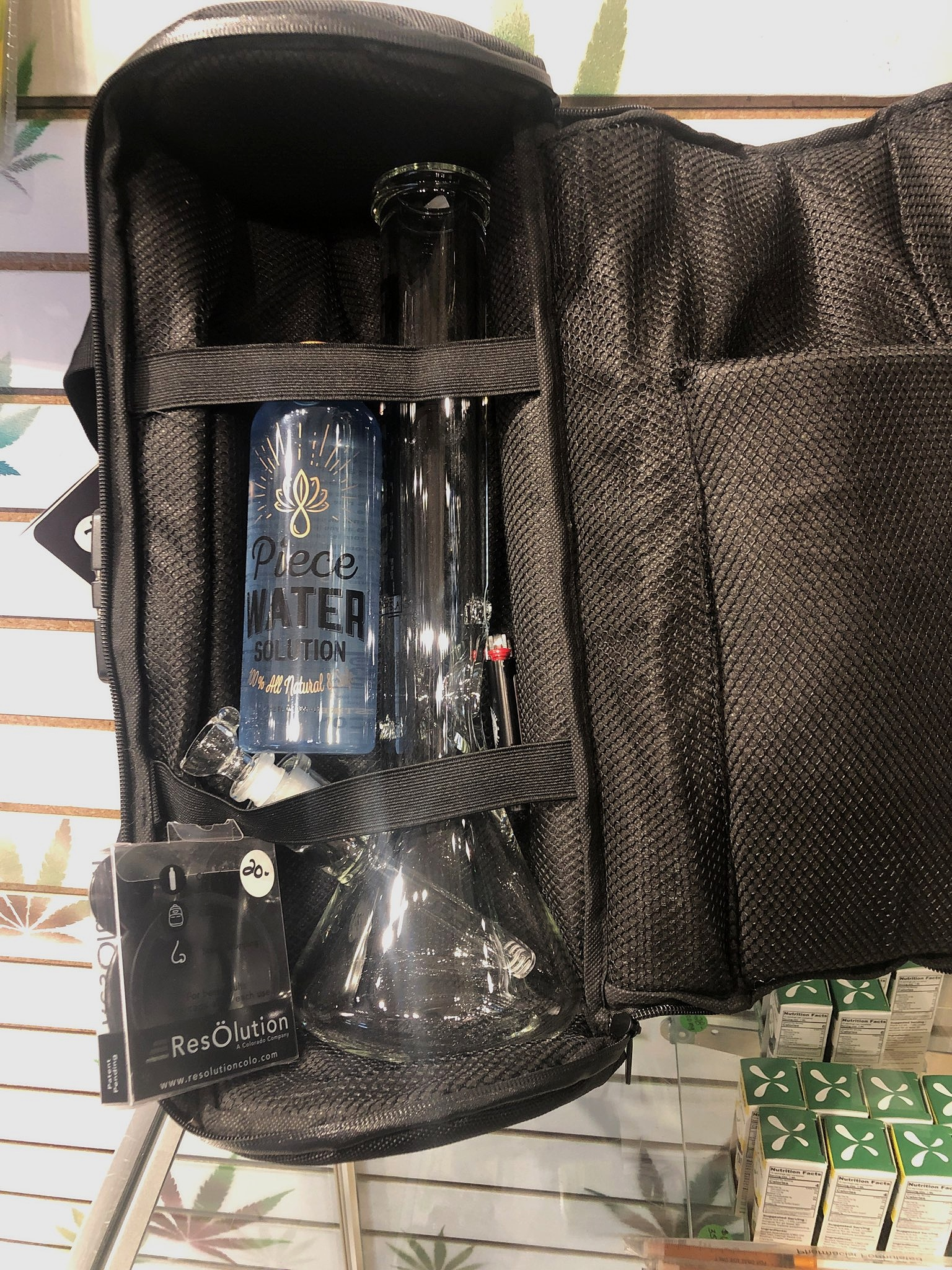 Bong & Dab Rig Rentals - Experience the finest glass first hand featuring standard bong, percolator bong, and dab rig rentals.