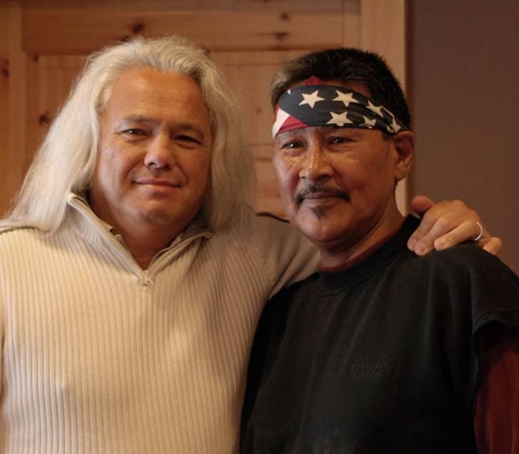 'Iokepa & David Ruben
