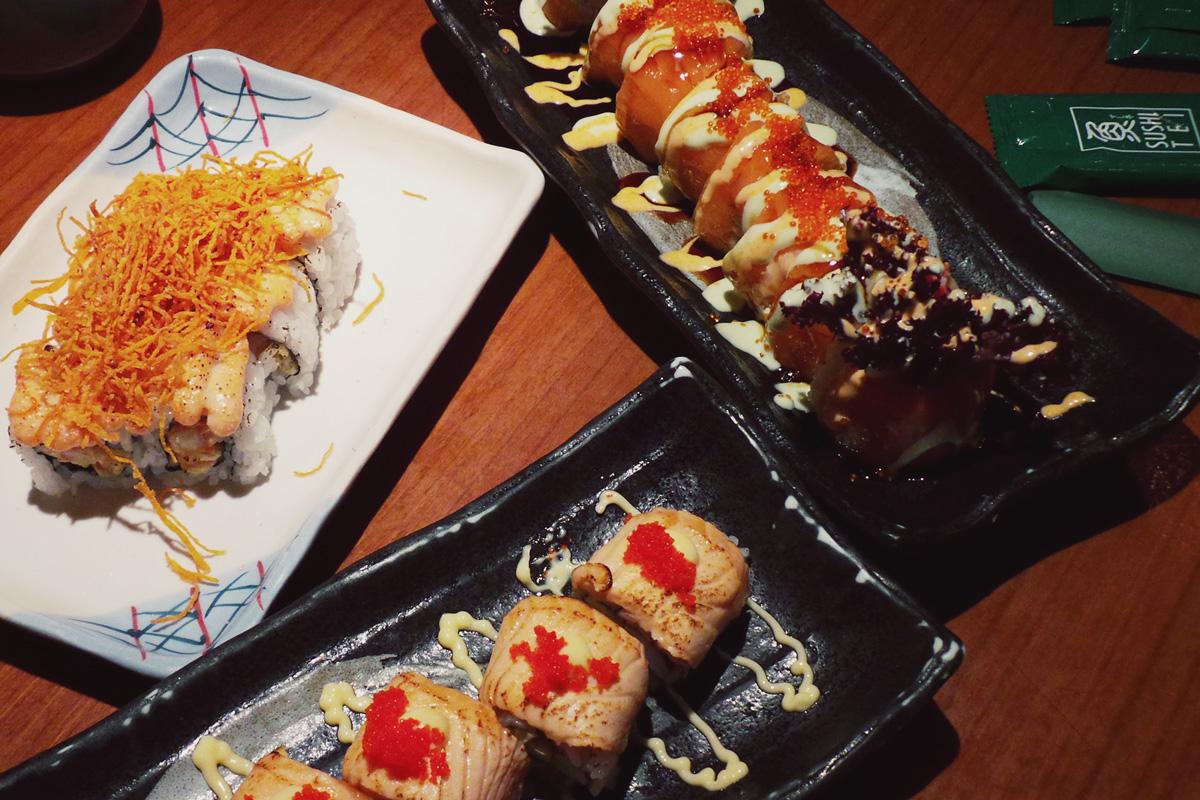 Sushi Cravings