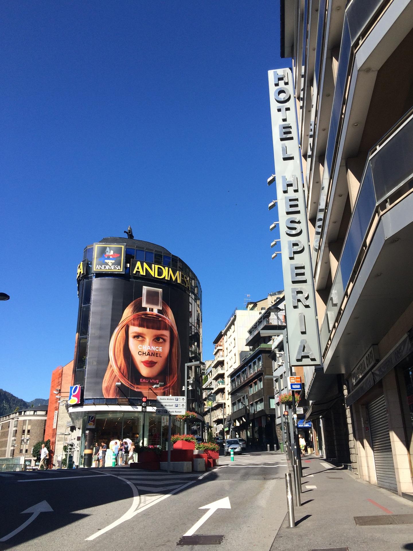 Roadtrip to Andorra