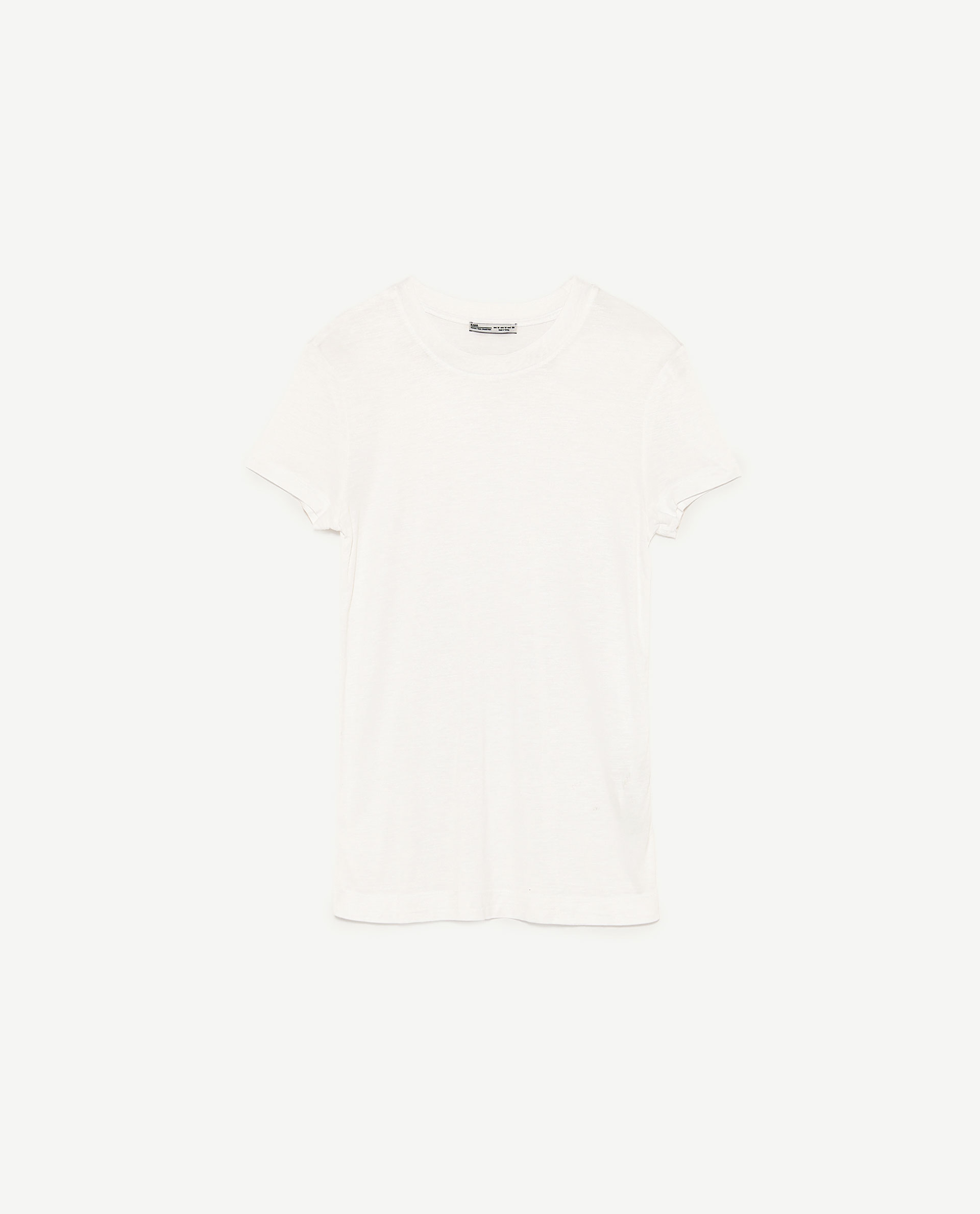 White Tee Shirt
