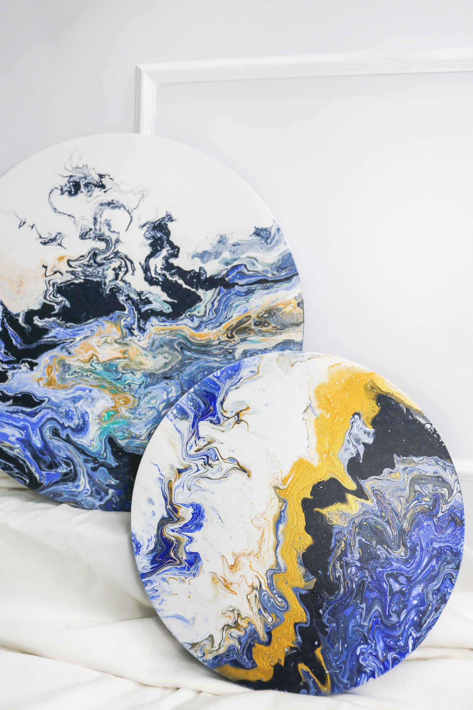The Ocean's Collection - A variety of blues inspired by the oceans, waves and sands