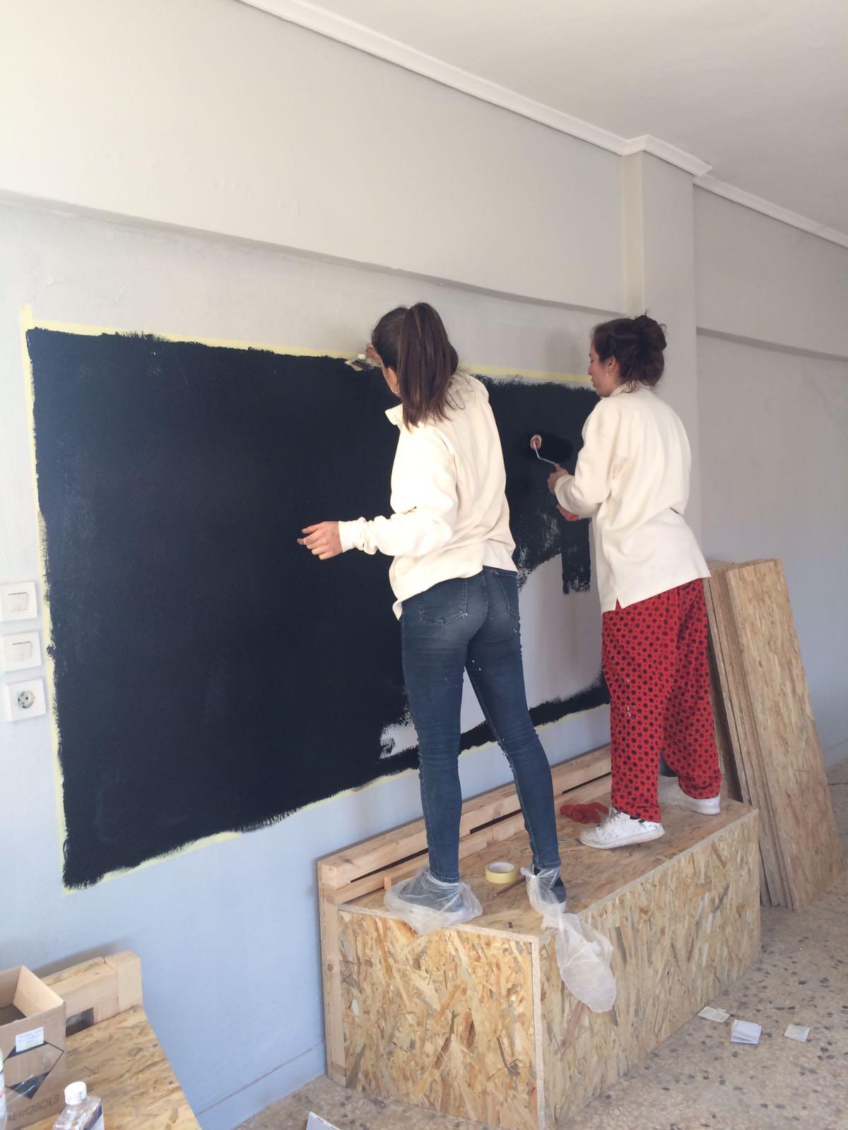 Vorbereitung der Schulungsräume