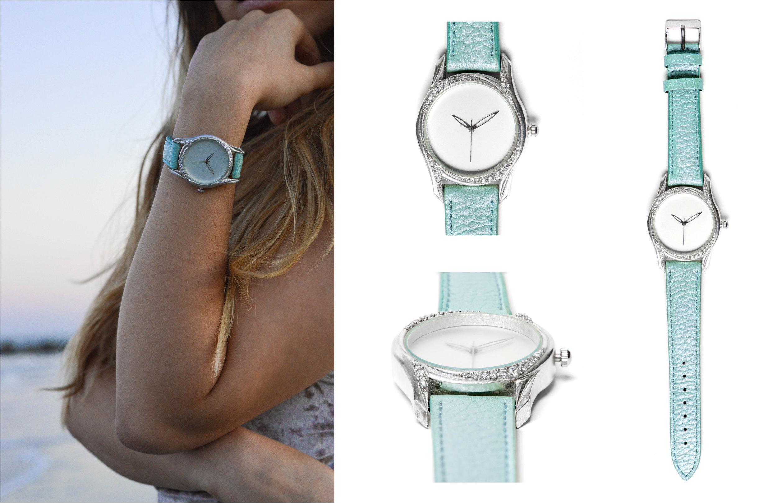 Peirene Timepiece