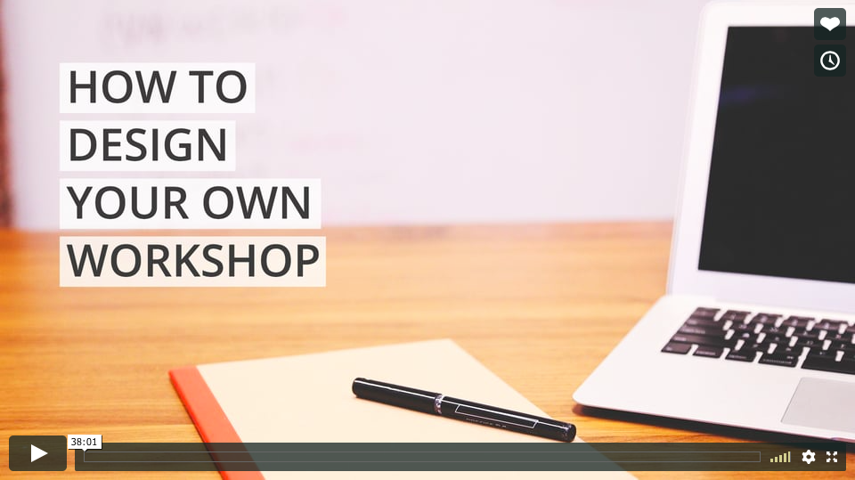One of the benefits of becoming a facilitator is that you now have the opportunity to adapt the curriculum and offer it in different formats.  Workshops are a fun, creative way to change things up and meet the needs of your community. But if you've never designed your own before, it can be daunting when you begin! In this webinar, you'll learn a basic formula for designing your own workshops.