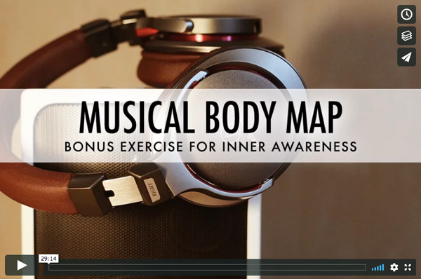 Invigorate your facilitation with our NEW webinar series on bonus exercises for the Eat Breathe Thrive program!  In the first webinar, discover a brand new trauma-sensitive exercise that helps participants tap into subtle sensations in their bodies through music and art.