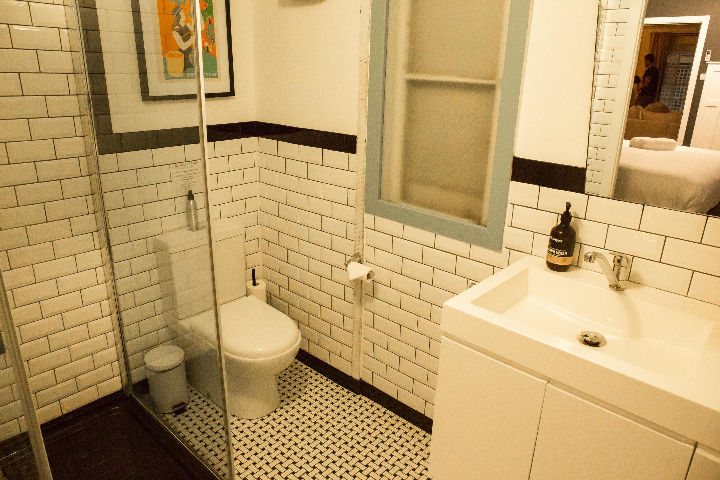Ensuite 2 (no Bath)