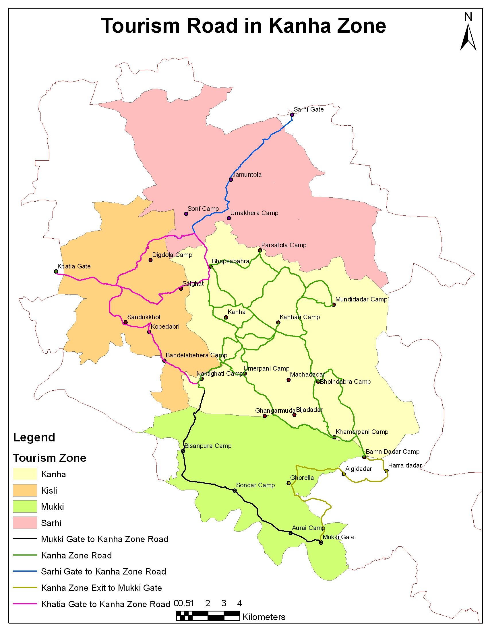 Kanha Zones Map.jpg