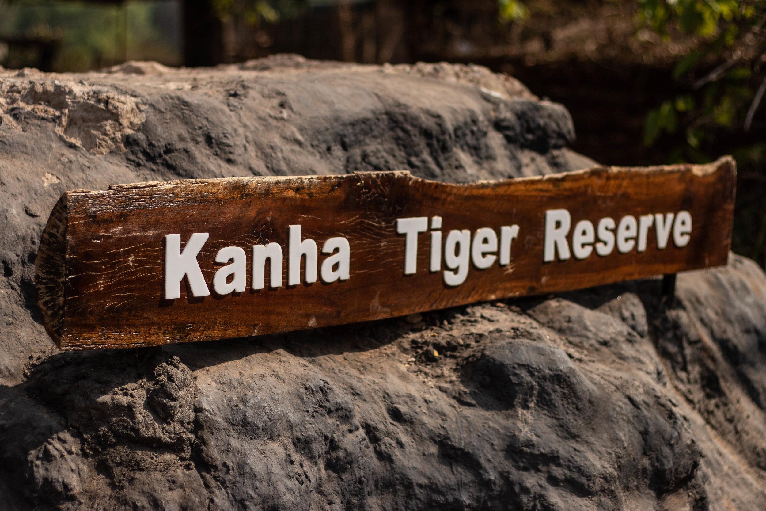 Kanha National Park and Tiger Reserve