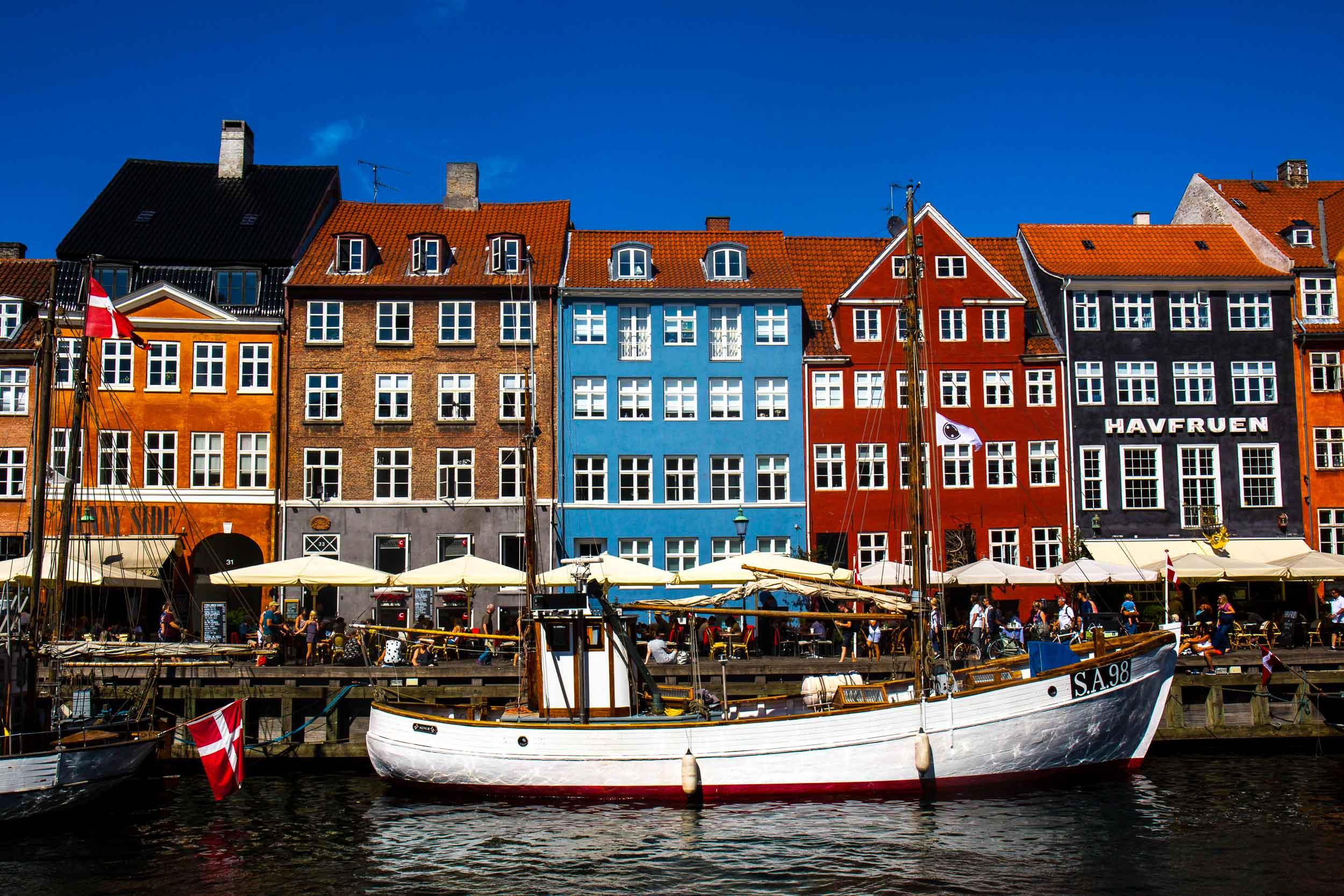 Nyhavn's Iconic Colourful Buildings, Copenhagen.jpg